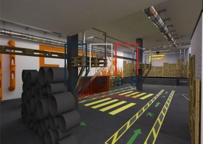Proyecto Factory Room