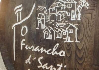 O Furancho d'Santiso, Arzúa
