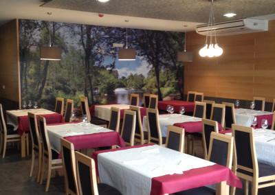 Cafetería – Restaurante Mirás, Sigüeiro