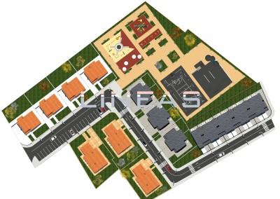Anteproyecto urbanización