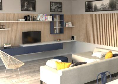 Proyecto de reforma integral de vivienda en Benidorm