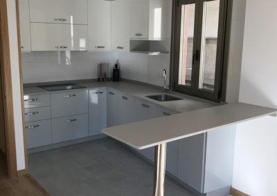 Reforma integral para un piso en Melide